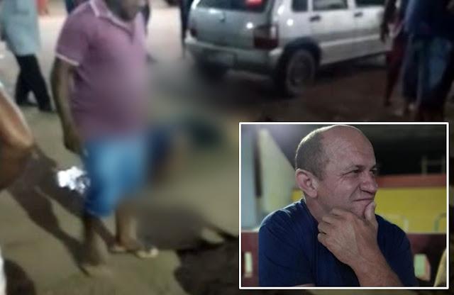 Blog do Gilberto Lima: Sargento da PM é morto em tentativa de assalto a posto de combustível na zona rural de Caxias