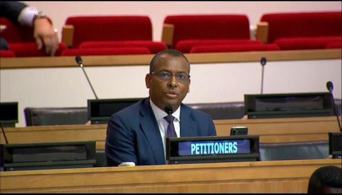 """Sidi Omar: """"Lo que espera el Frente Polisario de EE.UU no son solo declaraciones, sino actos"""""""