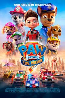 Paw Patrol: The Movie[2021][NTSC/DVDR-Custom HD]Ingles, Español Latino