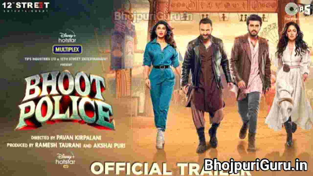 Bhoot Police Release Date