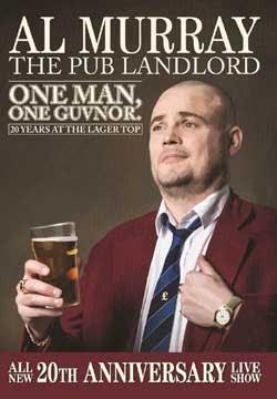 Al Murray: one man, one guvnor (2014)