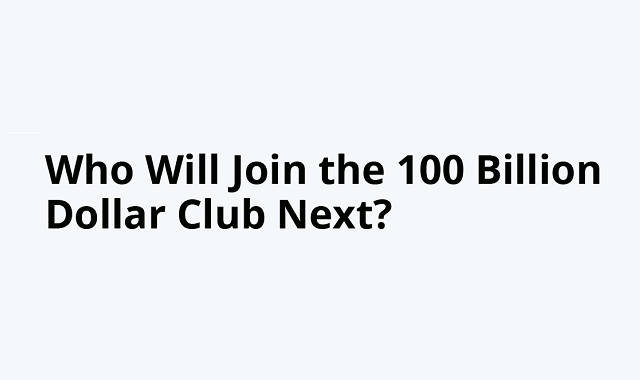 Billionaires who are expected to enter the 100 Billion Dollar Club next