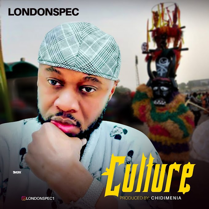 [New Music] Londonspec – Culture