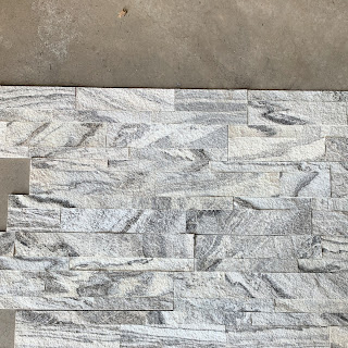 How to Install a Stone Peel and Stick Tile Backsplash