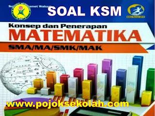 Soal KSM Mapel MTK Jenjang MA