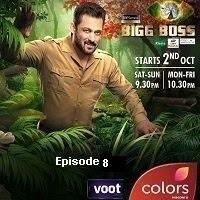 Bigg Boss (2021) Hindi Season 15 Episode 08 Watch Online Movies