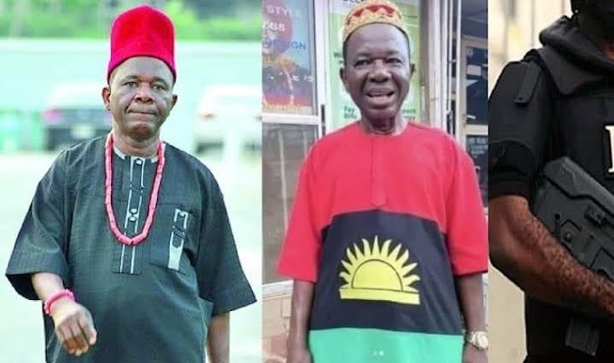 DSS Flies Actor Chiwetalu Agu To Abuja For Investigation And Prosecution, Bars Family Visitation   CABLE REPORTERS