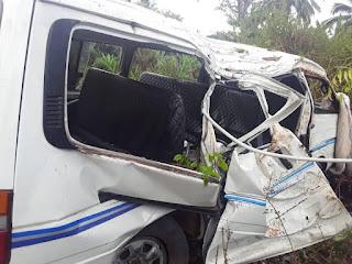 Accidents de la route : Deux morts en moins de 24 heures