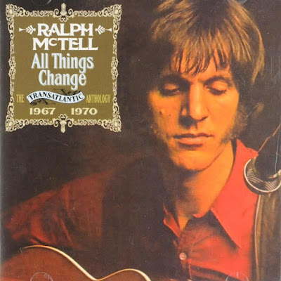 Ralph McTell - 2017 - All Things Change  The Transatlantic Anthology 1967-1970 (2 Cd's) @320. With Covers