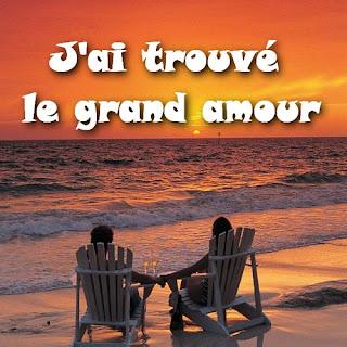 Images romantiques avec textes d'amour