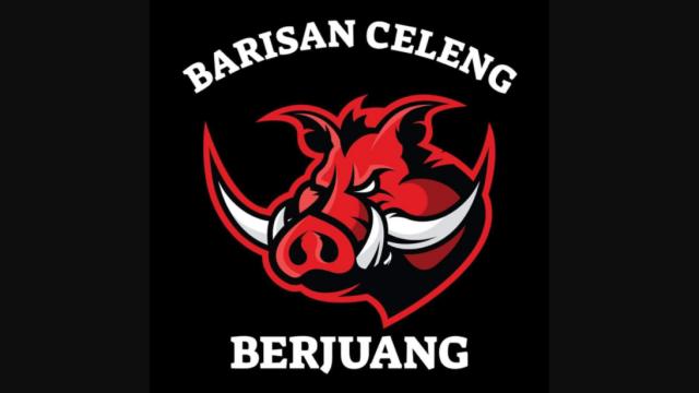 Kader PDIP Pendukung Ganjar Bikin Logo Barisan Celeng Berjuang!