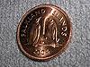 Функциональные Пингвины на монете Фолклендских островов