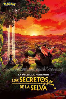 Pokémon: Los Secretos De La Selva (2021) HD 1080P Latino [GD-MG-MD-FL-UP-1F] LevellHD