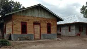 Masyarakat Tapanuli Utara Rasakan Manfaat Bedah Rumah