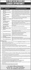 A Public Sector Organization P.O Box 1114 GPO Islamabad Jobs 2021