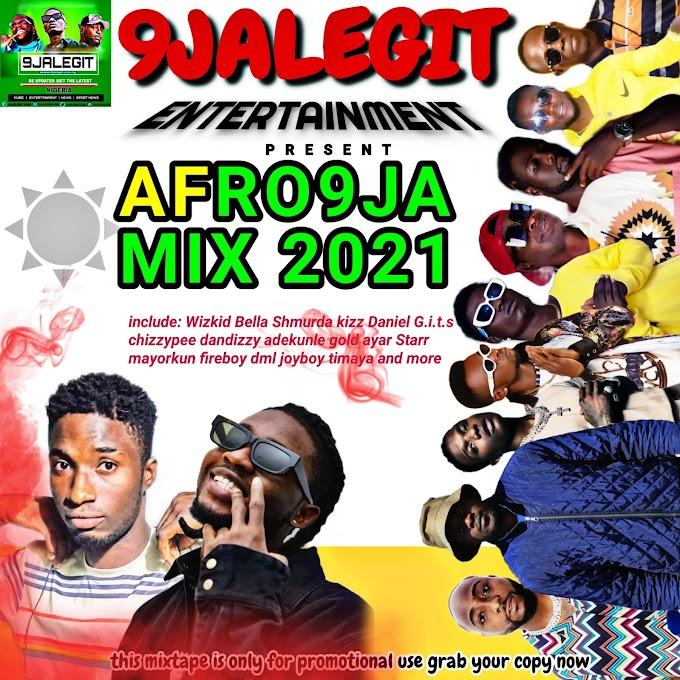 Download Mixtape: Dj ugodrums Afro mixtape 2021