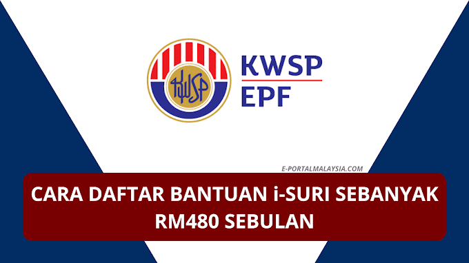 Cara Daftar Bantuan i-Suri Sebanyak RM480