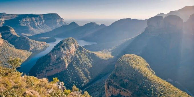 Blyde River Canyon Nature Reserve (with Map & Photos)
