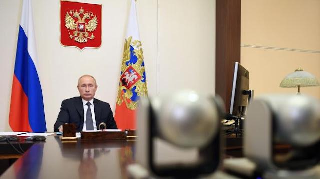 Menolak Islam Dicap Ter0ris, Vladimir Putin: Itu Propaganda Buruk