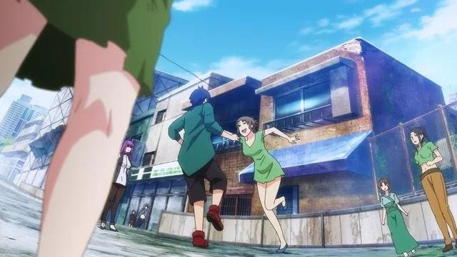 Veja como foi o Primeiro Episodio de Shuumatsu no Harem no Japão