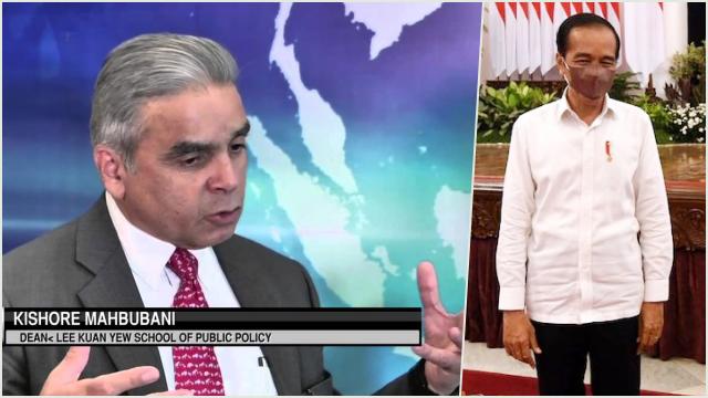 Profesor Singapura Puji Jokowi Jenius: Negara Lain Memilih Penipu sebagai Pemimpin Mereka