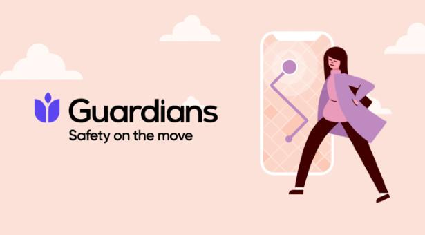 Guardians - Η δωρεάν εφαρμογή που μπορεί να σου σώσει τη ζωή