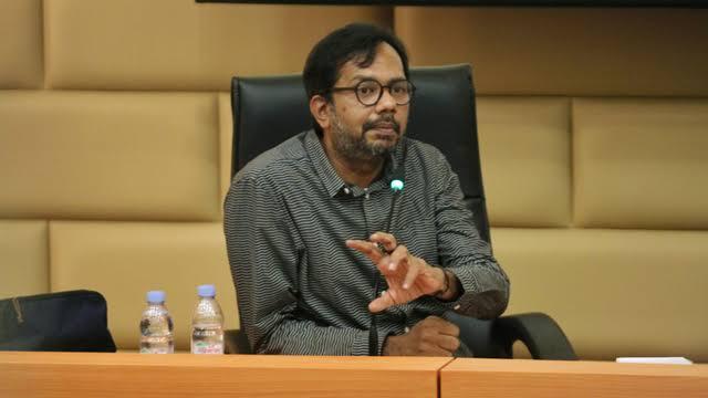 Dituding Minta Saham Freeport kepada Luhut, Haris Azhar Angkat Bicara