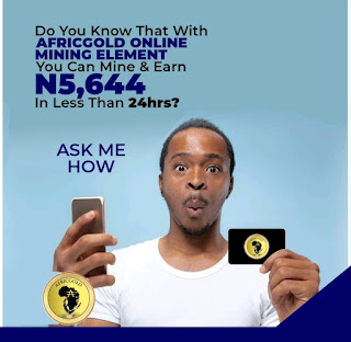AFRICGOLD REVIEWS:Scam or Legit, check it out