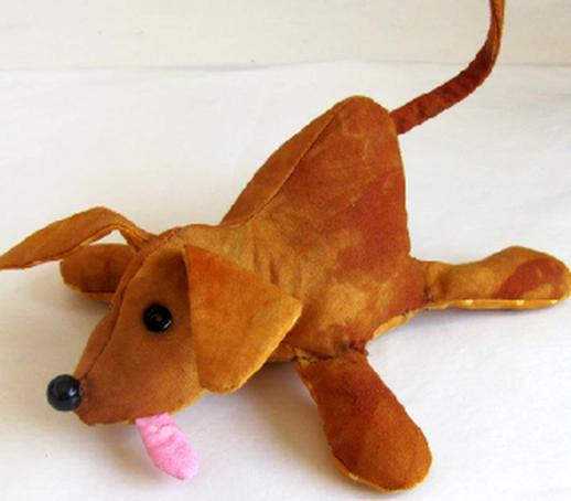 Dog Pincushion Free Tutorial + Pattern