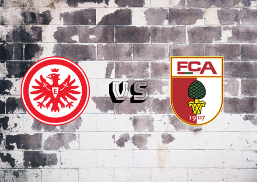 Eintracht Frankfurt vs Augsburgo  Resumen