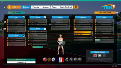 Tennis Elbow Manager 2 PC Game Download