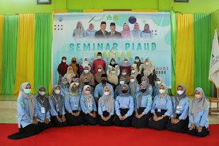Program Studi PIAUD IAI-Nusantara Batanghari Gelar Seminar Dan Makrab