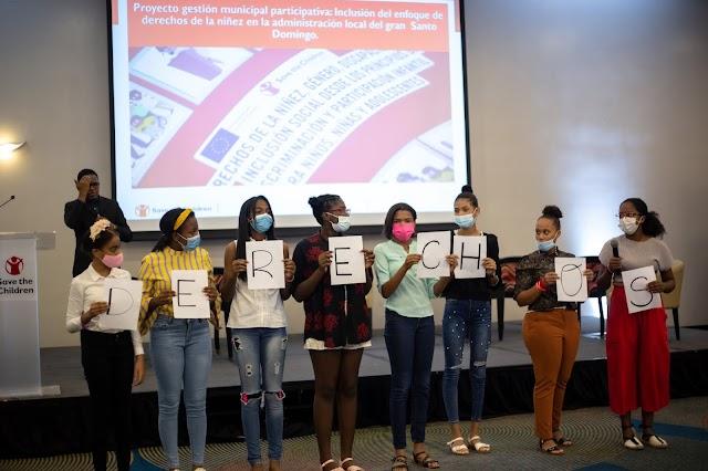 Save the Children impacta a más de 59 mil niños, niñas y adolescentes con proyecto de Gestión Pública Municipal