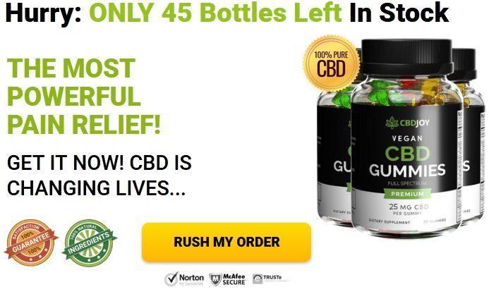 CBD Joy Gummies Reviews (Scam or Legit) Where to Buy CBD Joy Gummies