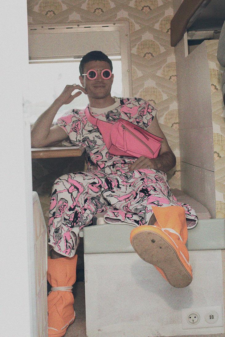 LOEWE Spring Summer 2022 Menswear Lookbook