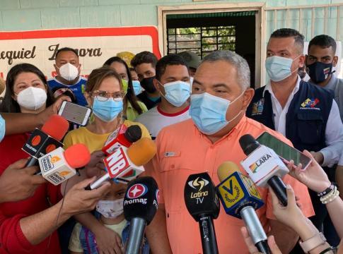 SIMULACRO ELECTORAL | GOBERNADOR ADOLFO PEREIRA: «TODO SE ESTÁ DESARROLLANDO EN TOTAL NORMALIDAD EN LOS MUNICIPIOS»