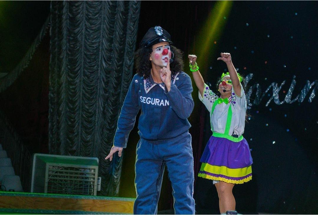 Circo Maximus presenteia criançada com entrada gratuita no Recife