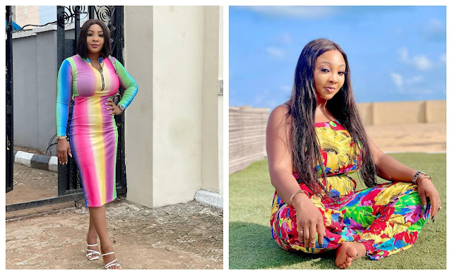 There is nothing wrong If a man asks his partner for a DNA test- Actress  Chinenye Uyanna