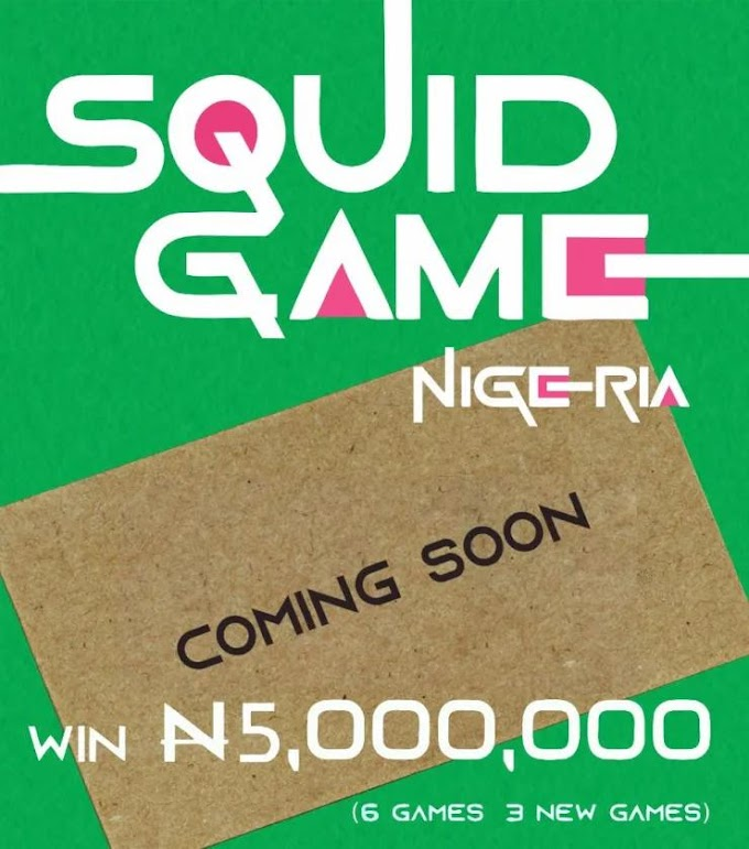 Update: Real-life 'Squid Game' Set To Launch In Nigeria, N5 Million Naira To Be Wọn