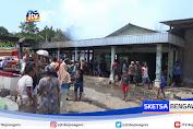Rumah Pengusaha Persewaan Alat Pesta Di Ngawi Ludes Terbakar