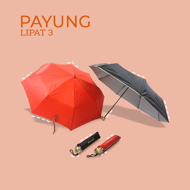 Jasa Cetak Sablon Payung Banjarmasin, Kalimantan Selatan Biaya Terjangkau