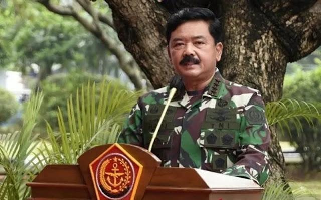Ubah Laku, Panglima TNI