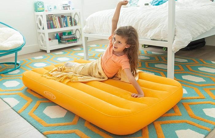 Intex Cozy Kidz Inflatable Airbed (under $20)