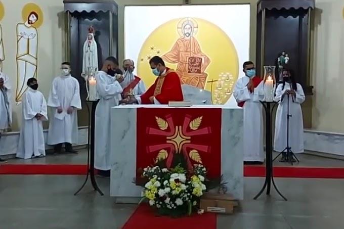Assista a Missa de abertura da Festa de São Judas 2021