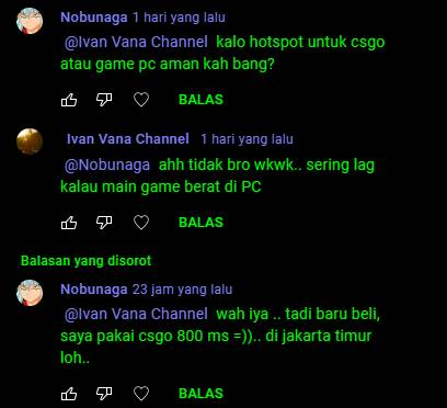 Review By.U 2 Mbps Buat Main CS GO (Counter Strike Global Offensive)