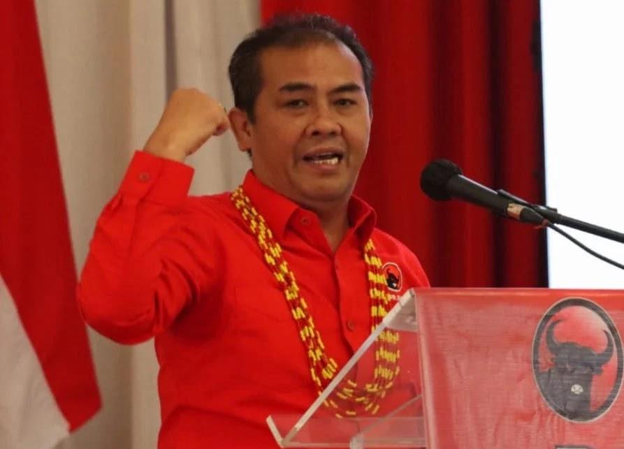 Semprot Para Pengkritik Megawati, Sukur Nababan: Jangan Remehkan Ibu Mega, Beliau Banyak Prestasinya!