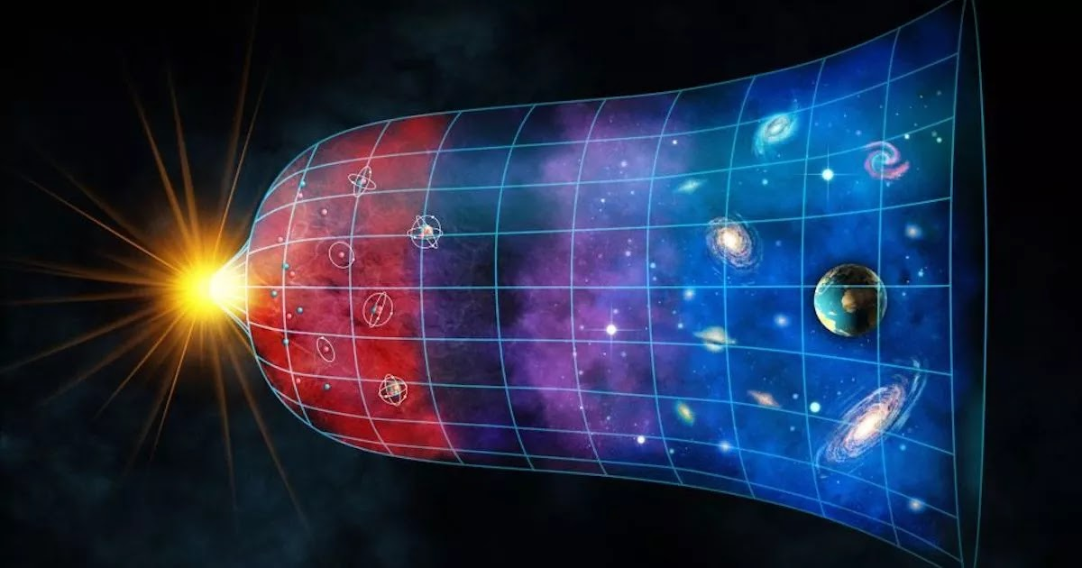 New Theory Suggests That The Universe Is Infinitely Old And That There Was No Beginning