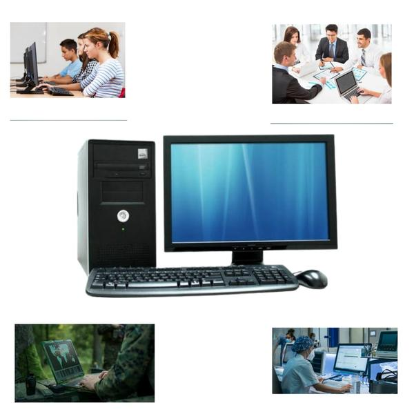 What are the application of computer in various fields