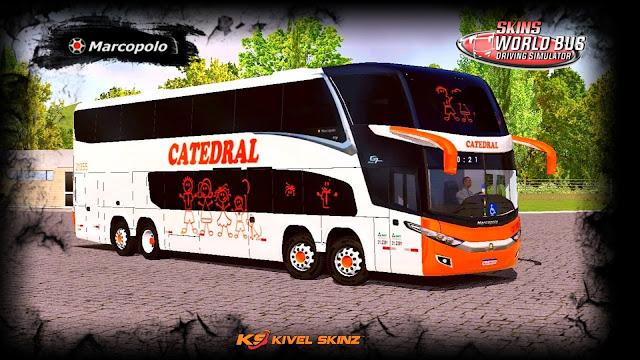 PARADISO G7 1800 DD 8X2 - VIAÇÃO CATEDRAL WHITE FAMILY