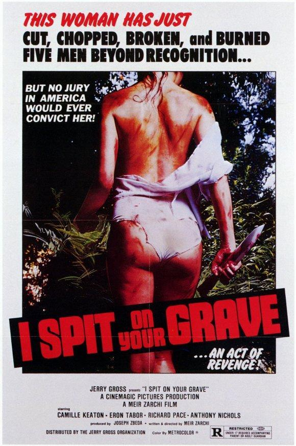 Download I Spit on Your Grave (1978) Full Movie in Hindi Dual Audio BluRay 720p [700MB]